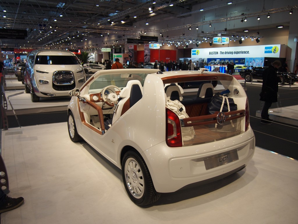 Yacht VW Up